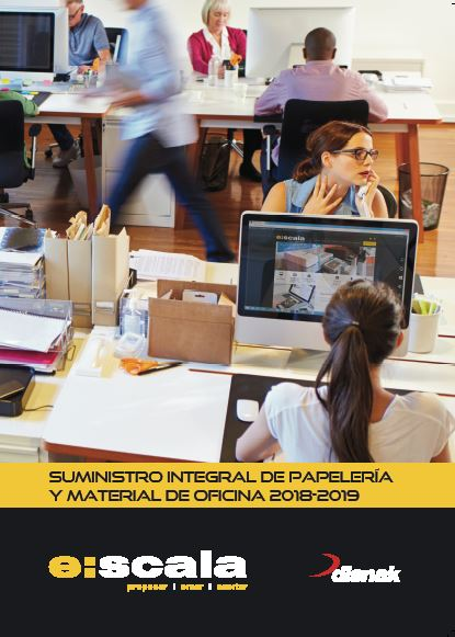 Catálogo general suministro Oficina Disnak 2018 2019