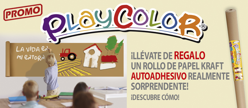 Dunsa promo PLaycolor junio 2018