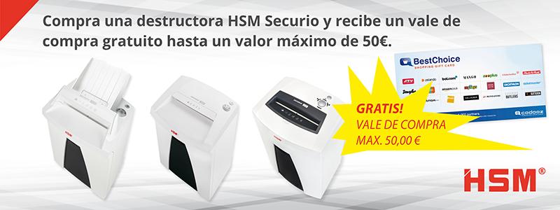 HSM promo cashback junio 2018