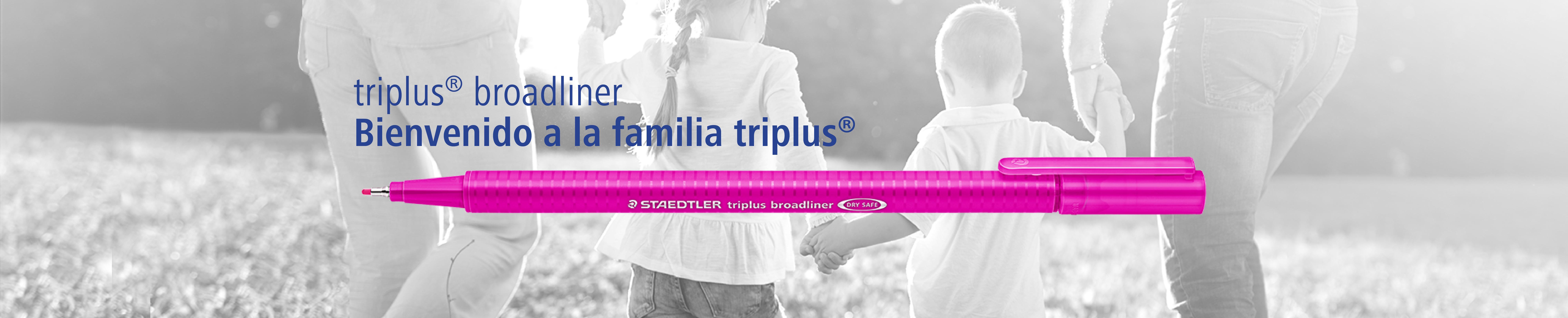 Staedtler TRIPLUS NOVIEMBRE 2018